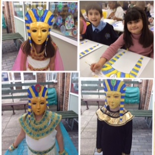 Year 5 Egyptian Day