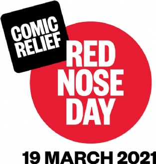 Over 750 pounds raised for Comic Relief!